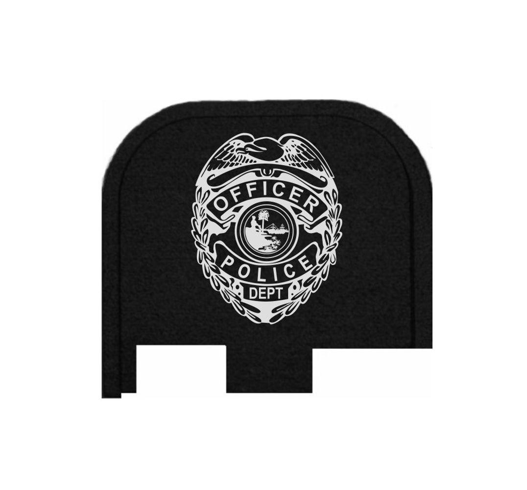 GL-043-BW-POLICE